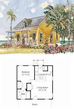 Image result for the measurements of plans for a miniature house