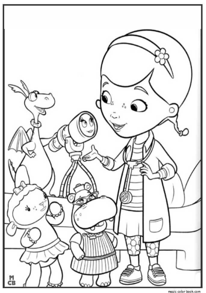 Junior Coloring Pages Free