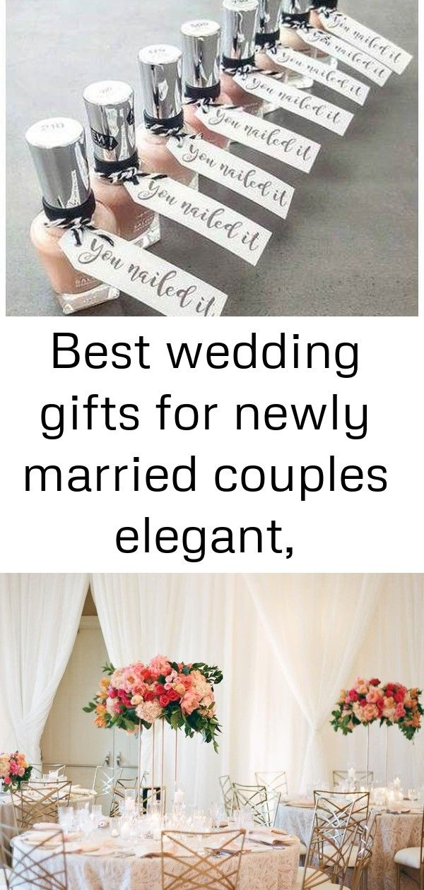 Best wedding gifts for newly married couples elegant