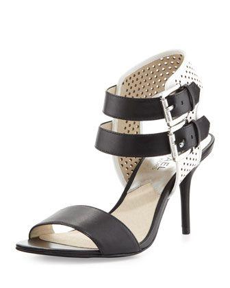 Dakota Open-Toe Sandal by MICHAEL Michael Kors at Neiman Marcus.
