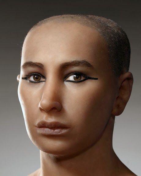 """""""Vi lærer bedst når det er sjovt"""" : Tutankhamon"""