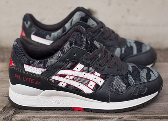 Asics Gel Lyte III Okayama Denim Pack - Want!  77fe2df42