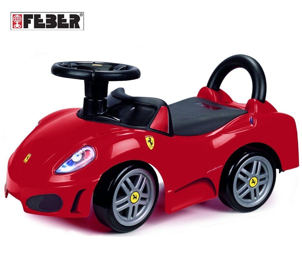 Ferrari Jezdzik Odpychacz Dla Dzieci Feber Brykacze Pl Internetowy Sklep Z Zabawkami Dla Dzieci Ferrari Mini Cars Ferrari F430