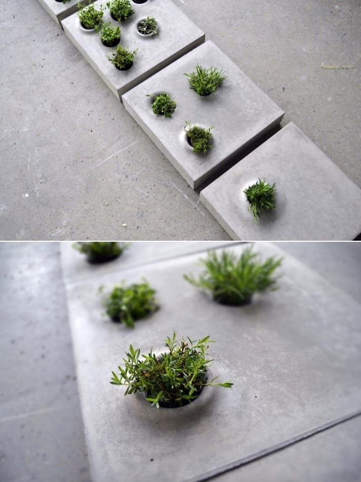 die 25 besten pflanzsteine beton ideen auf pinterest betonpflanzsteine papiertascher und. Black Bedroom Furniture Sets. Home Design Ideas