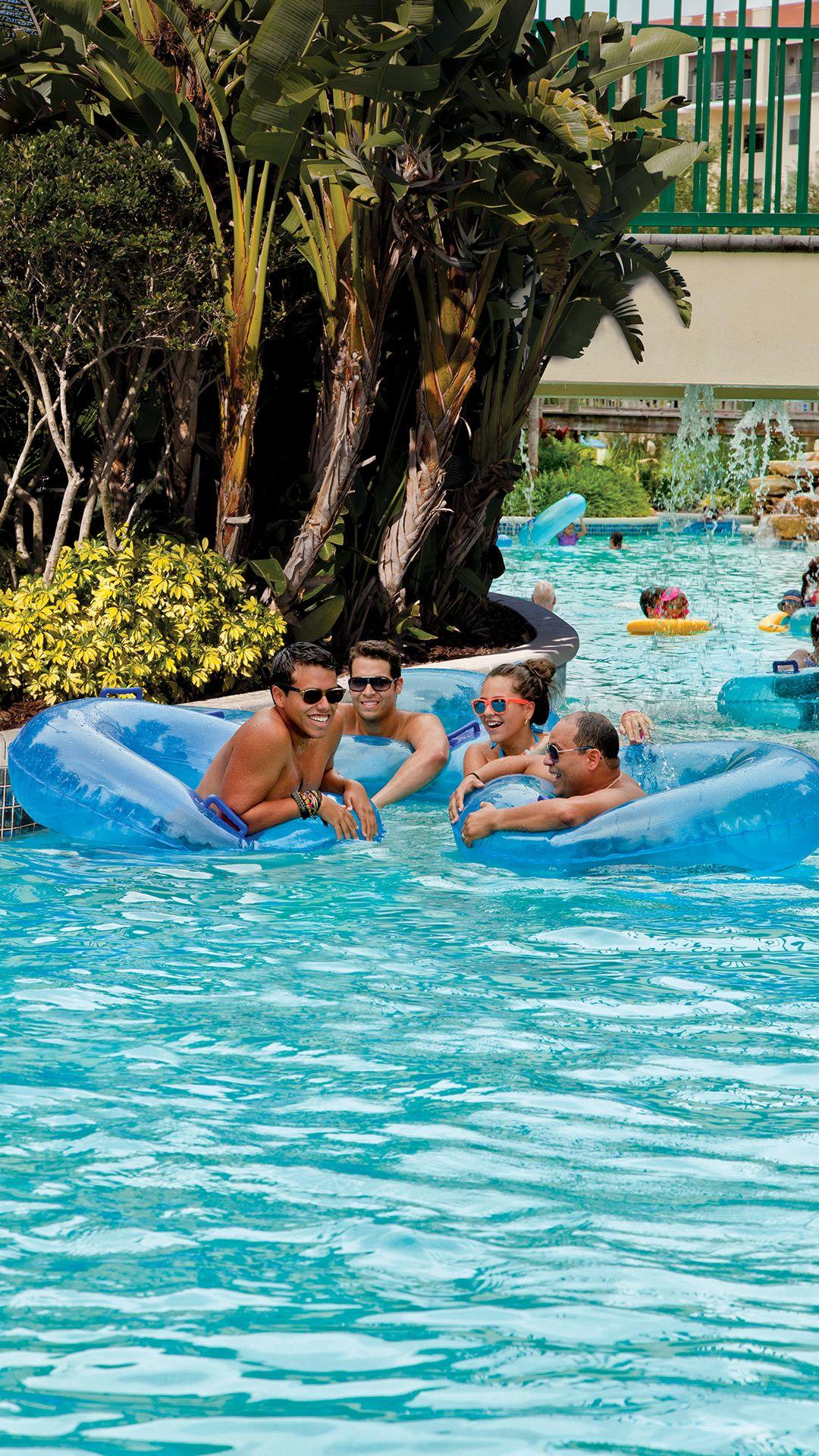 Borders Walt Disney World Resort® With Zero-entry Pools