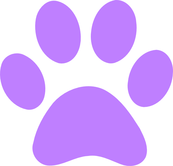 Png Backed Cat Paw Prints Google Search Cat Paw Print Paw Print Clip Art Girl Paw Patrol Party