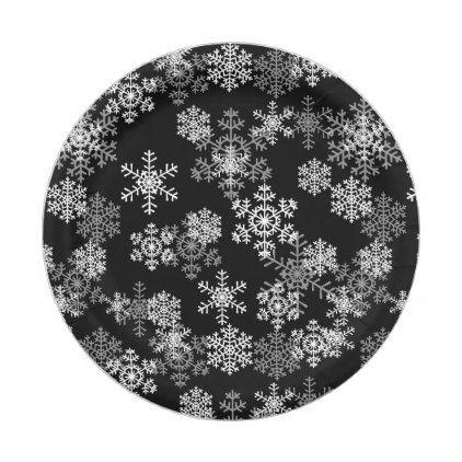Snowflakes Holiday 7\