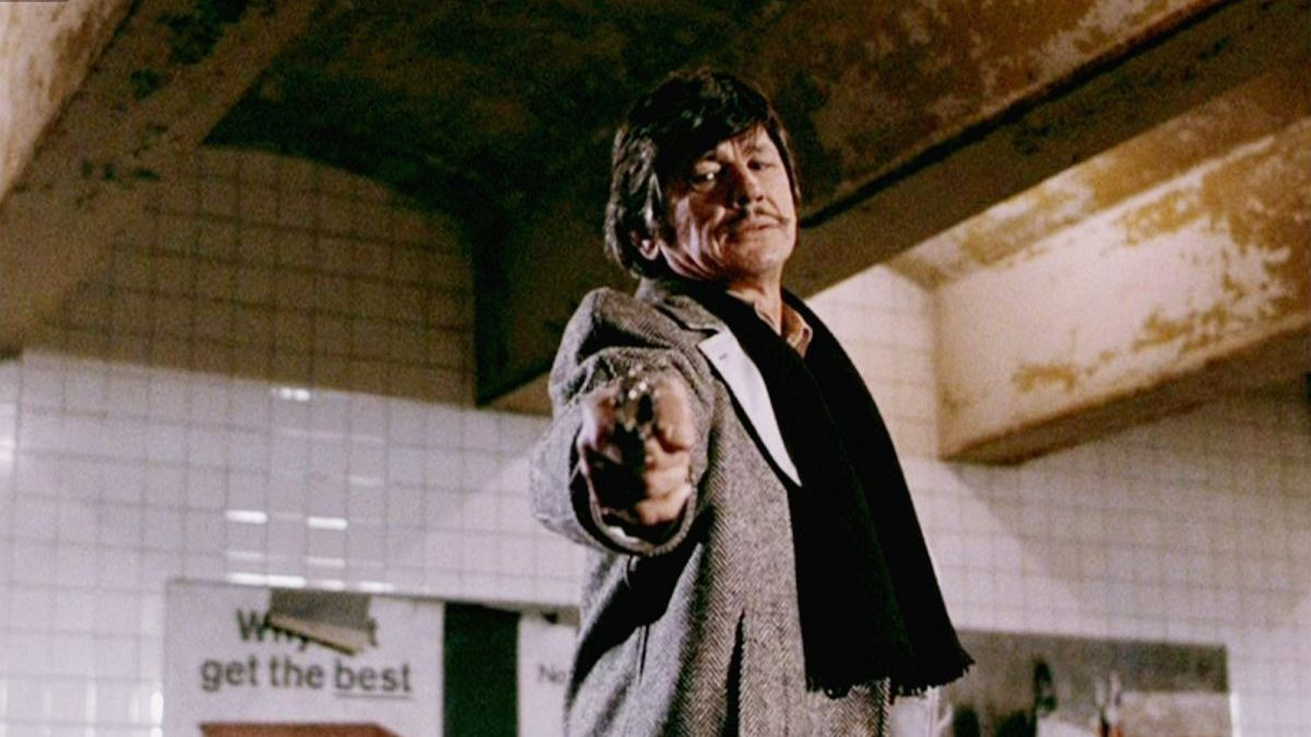 Death Wish pioneers a new action hero: the angry middle-aged vigilante        · A History Of Violence       · The A.V. Club
