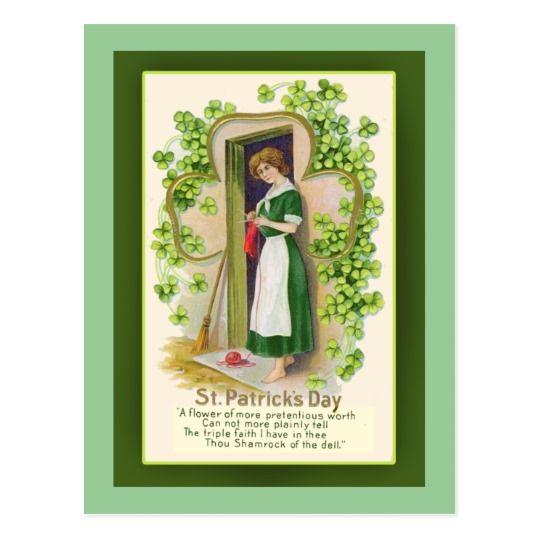 Tarjetas y postales de felicitación del día de St