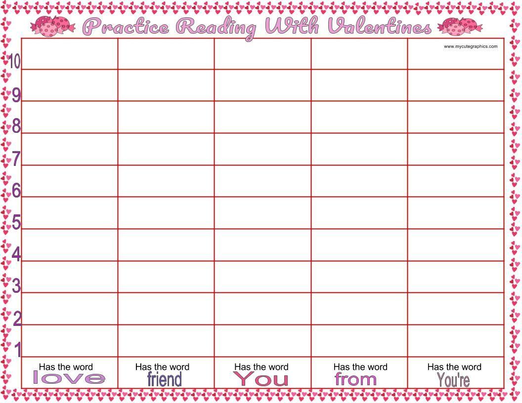 Valentine S Day Graphs