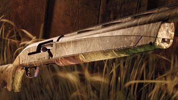 Browning Maxus Shotgun Review Up At Wwwmoderngunneronlinecom