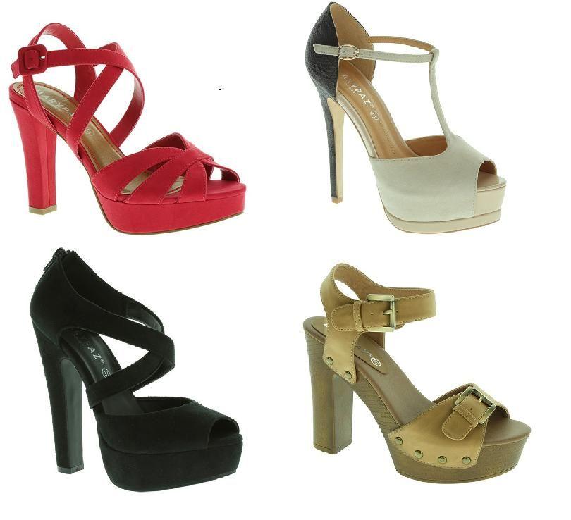 Zapatos Marypaz - Catálogo de tendencias: tacones