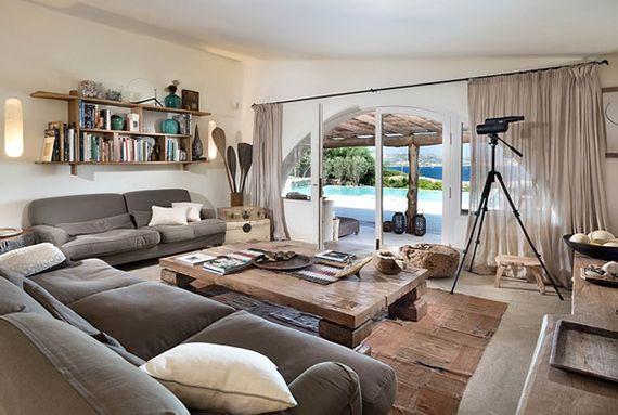 Kreative Elegante Und Gemütliche Wohnungseinrichtung Mit