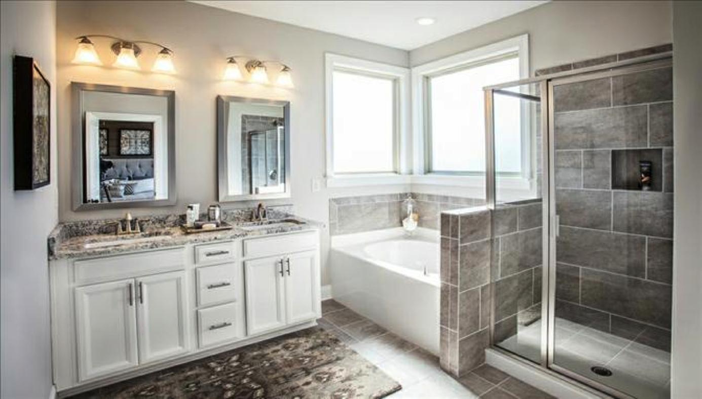 dr horton white kitchen cabinets - Google Search | Bathroom FL ...