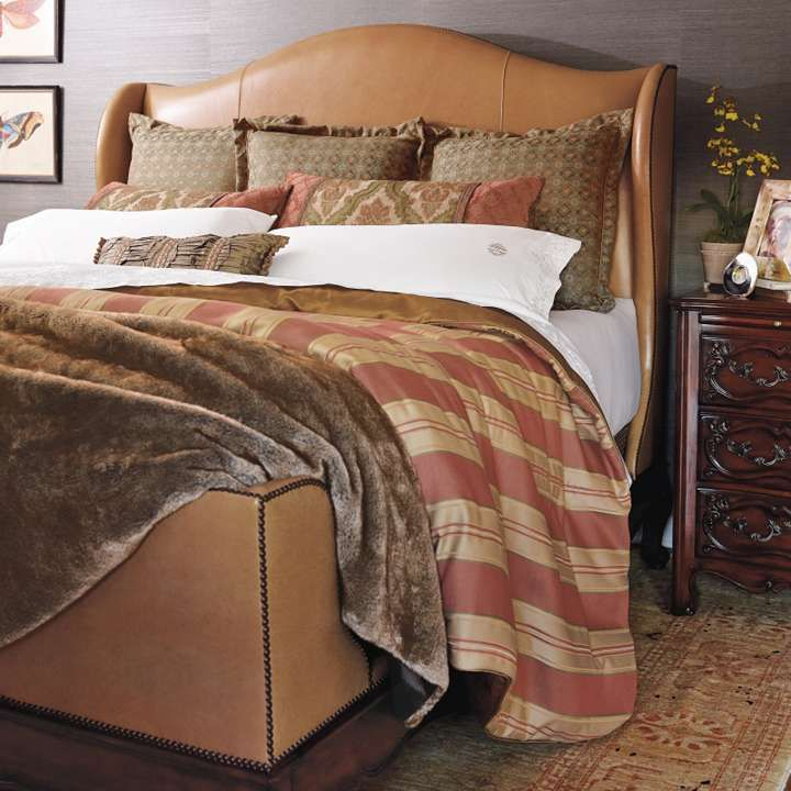 Fontaine Upholstered Bed, need this bed
