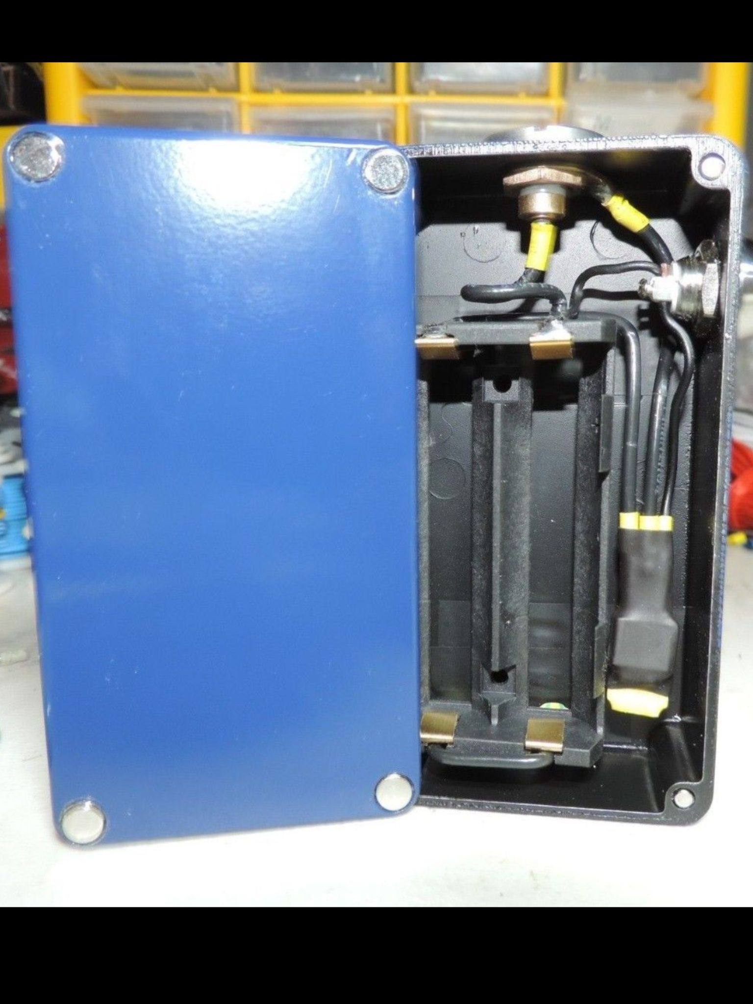 Dual Parallel Box Mod with MOSFET and (With