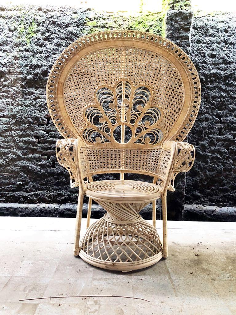 Akiiki Peacock Chair — Homevestures Small comfy chair