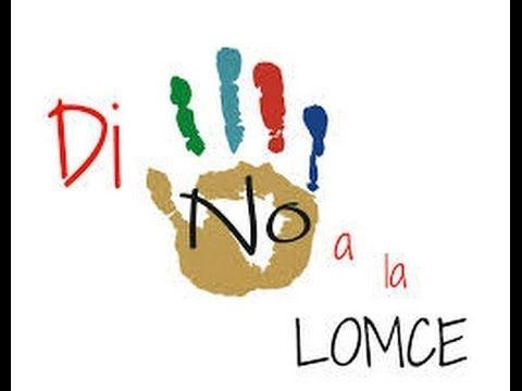 Objetorxs a la LOMCE - Intervención de Ángel Luís Hernández