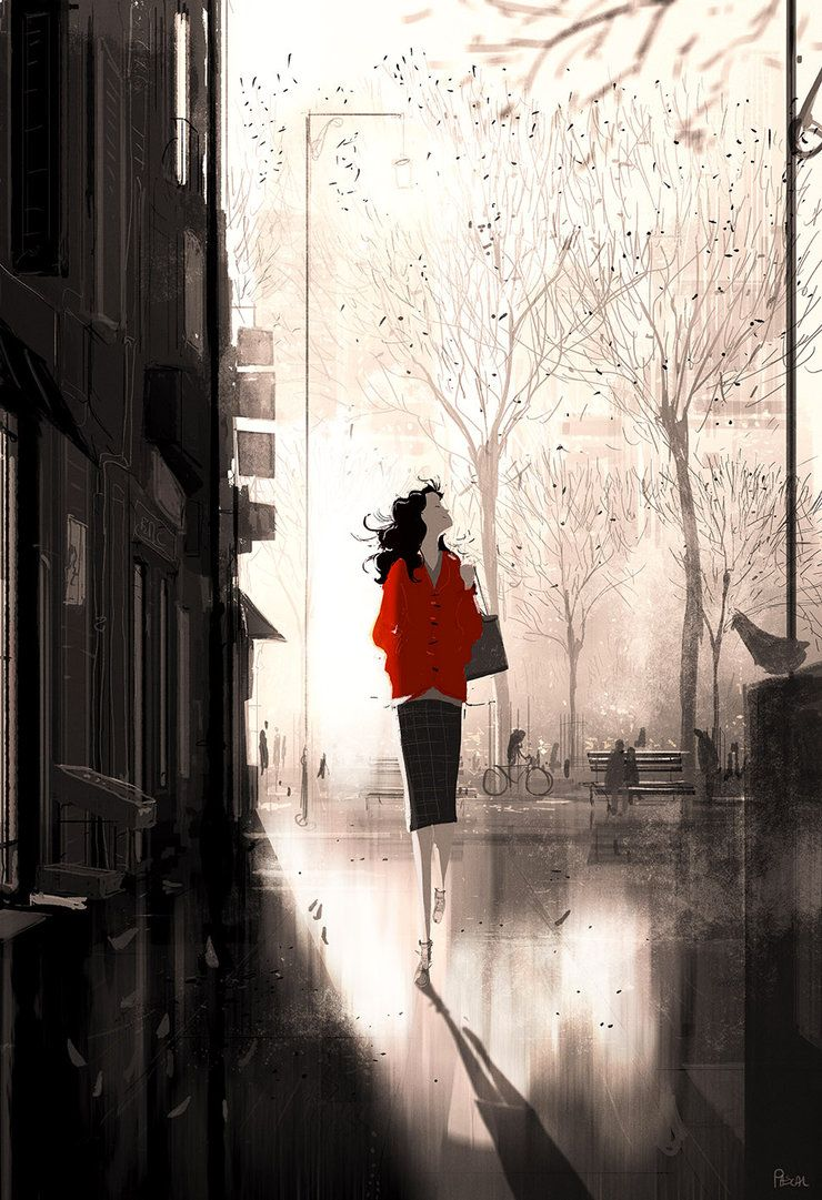 Fresh morning air. by PascalCampion on DeviantArt