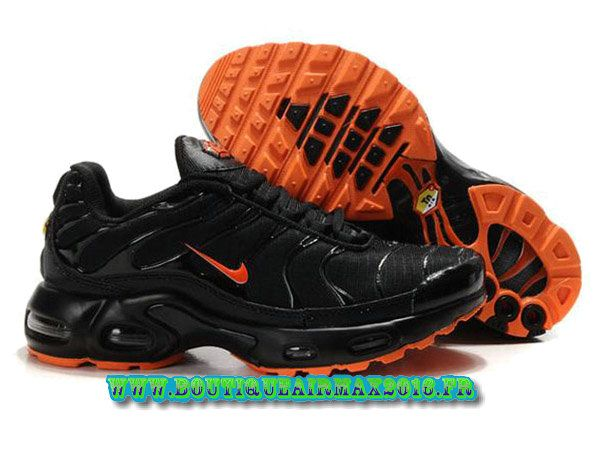 chaussure nike tn pas cher orange et jaune