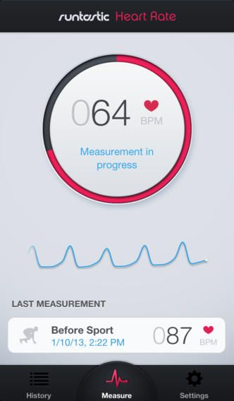 Jealous of S5 #heartrate #monitor? Your #iPhone can already measure your heart rate with these #apps : via @9to5mac