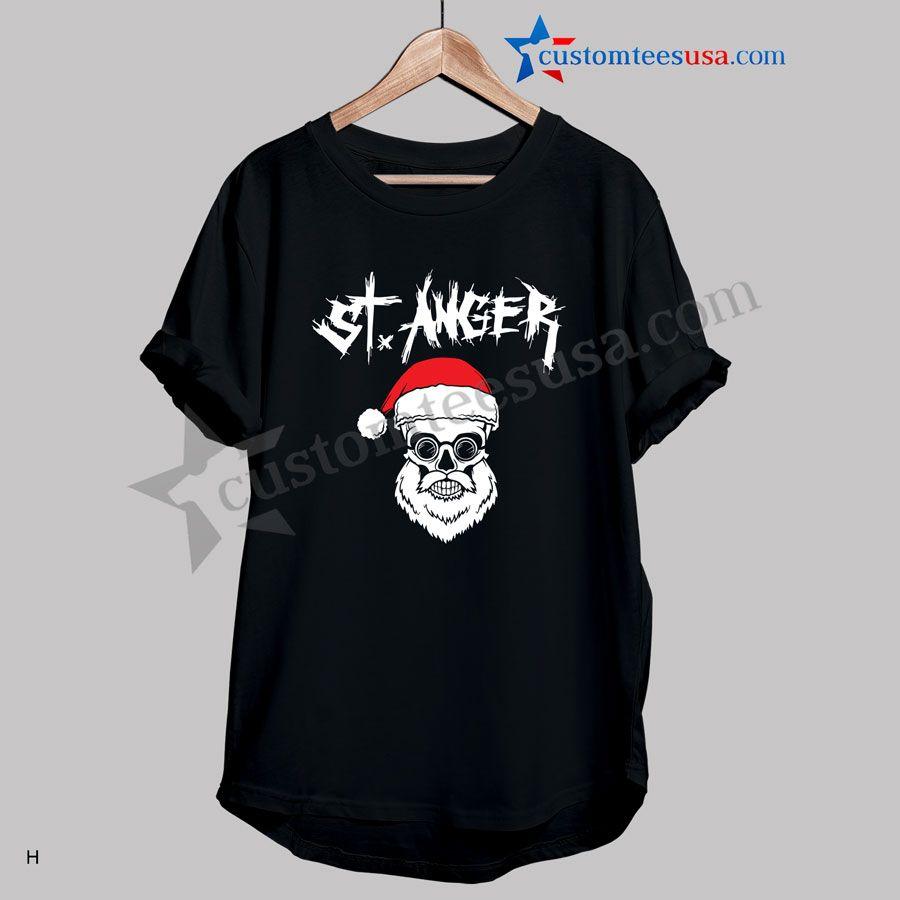 Santa Claus Anger Metallica Parody Funny T Shirt Adult Unisex Size ...