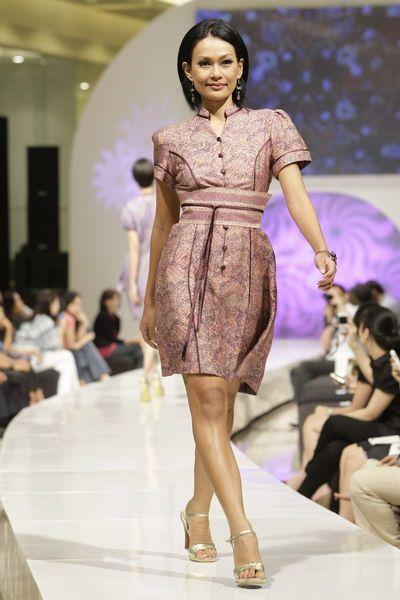 Batik Keris  batik  kebaya modern  Pinterest  Kebaya Contoh