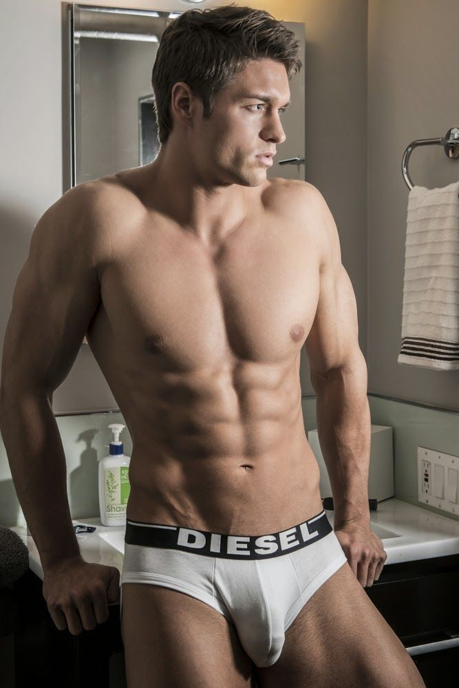 Hot men in underwear