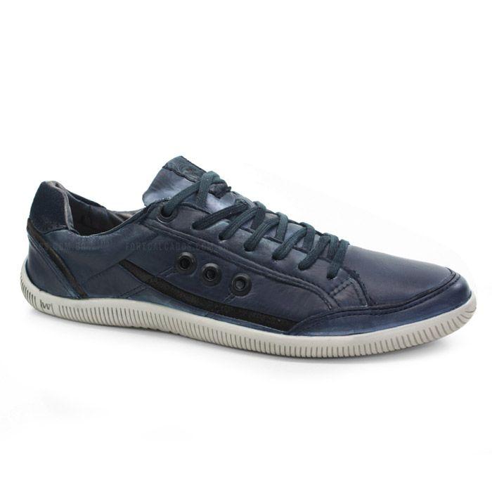 e5c74cd501291 Sapatenis Couro Masculino West Coast | shoes | Sapatenis couro ...