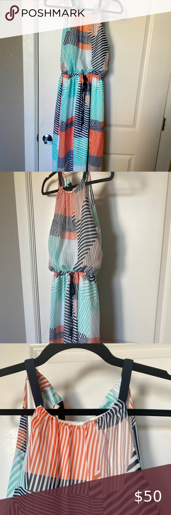 Vince Camuto Maxi Dress Maxi Dress Dresses Vince Camuto Dress [ 1740 x 580 Pixel ]