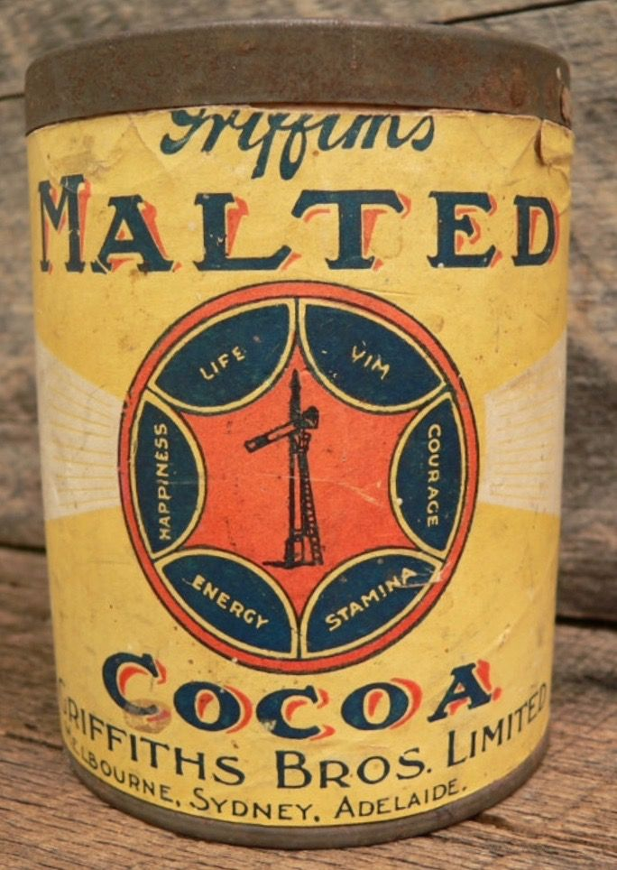 Griffith's Malted Cocoa