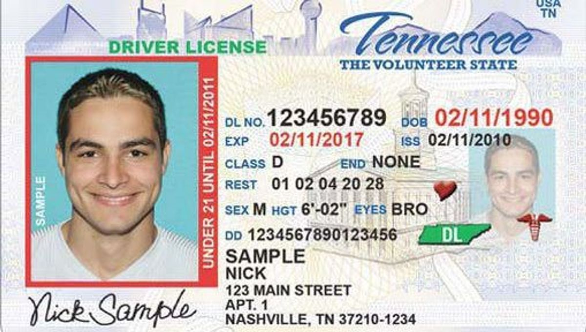 Judge Tennessee Can T Revoke Driver S Licenses From People Who