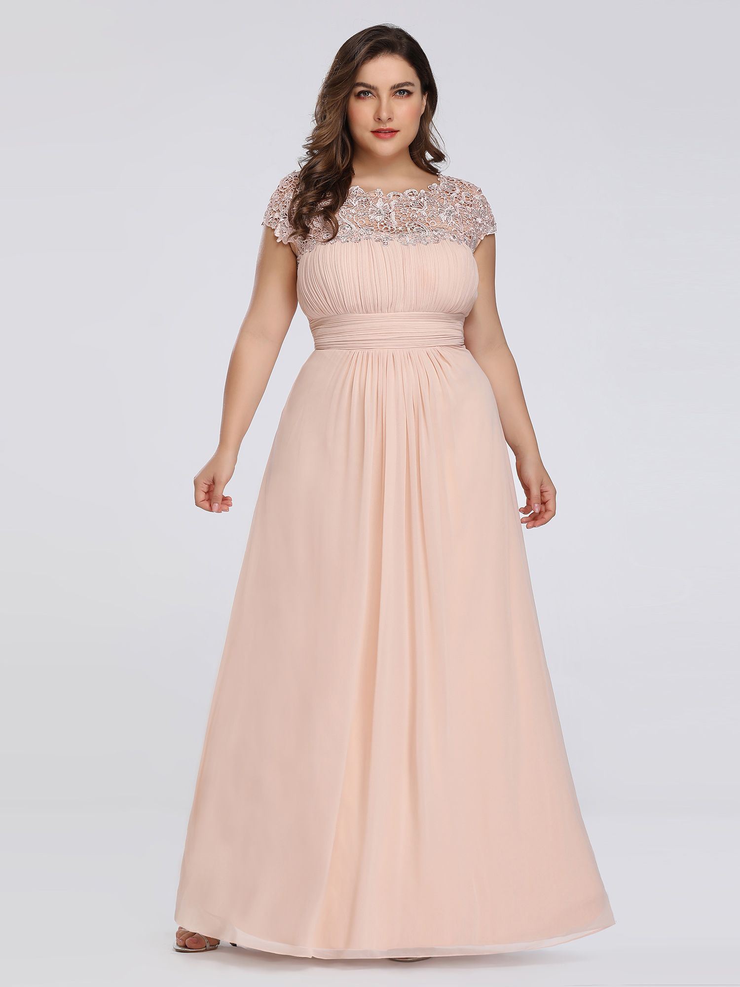 Pin By Renata Pena On Casamento Civil In 2021 Mother Of The Bride Dresses Plus Size Evening Gown Chiffon Evening Dresses [ 2000 x 1500 Pixel ]