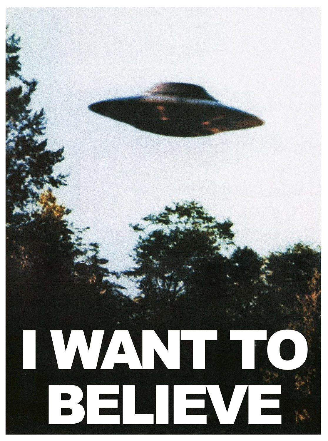 I want to believe. – The X-Files thedailyquotes.com ... X Files I Want To Believe Ending