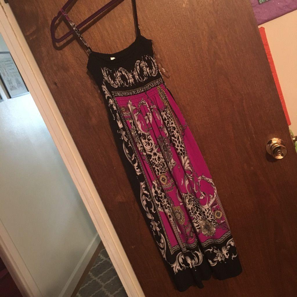 Xl Cristina Love Stretchy Top Midi Dress Excellent