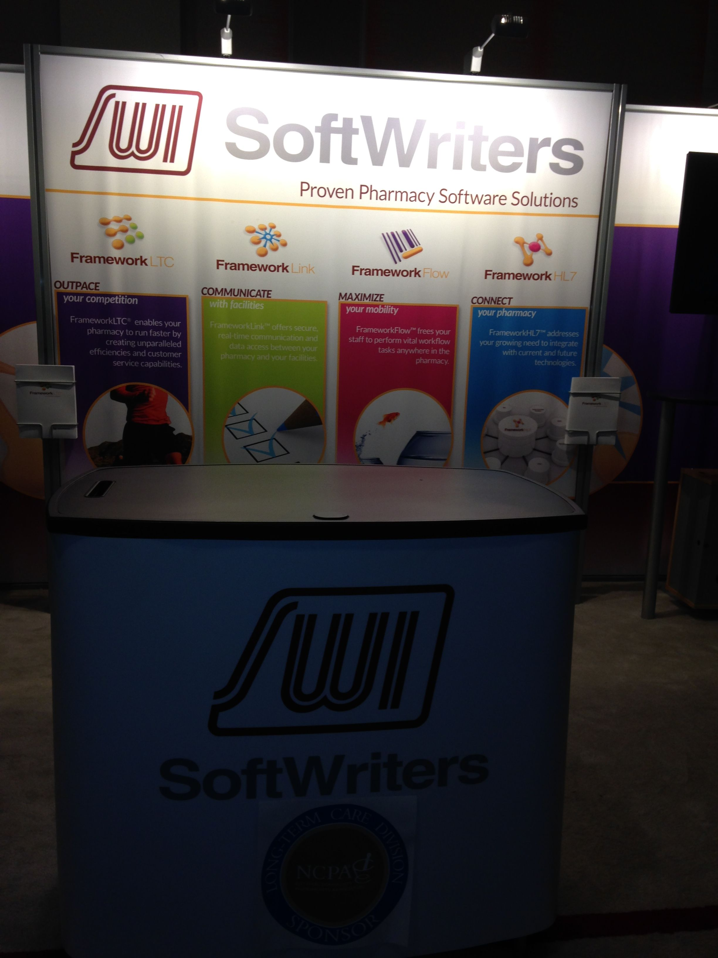 Softwriters Inc Booth 914 The 115th Annual Convention And Trade Exposition Is Your Best Opportunity Pharmacy Software Grow Business Small Business Owner