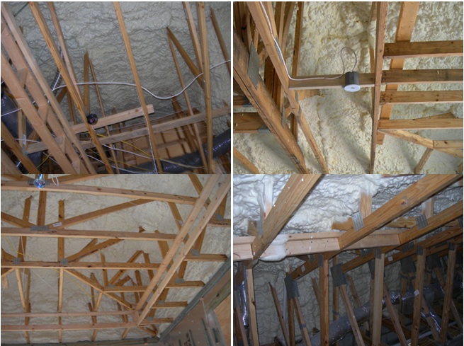 Daniel Insulation Inc Is A Top Quality Home Improvement Insulation Company In Clearwater And Pinell Blown In Insulation Attic Blown Insulation Home Improvement