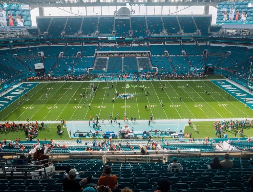 Hard Rock Stadium Miami Gardens Location