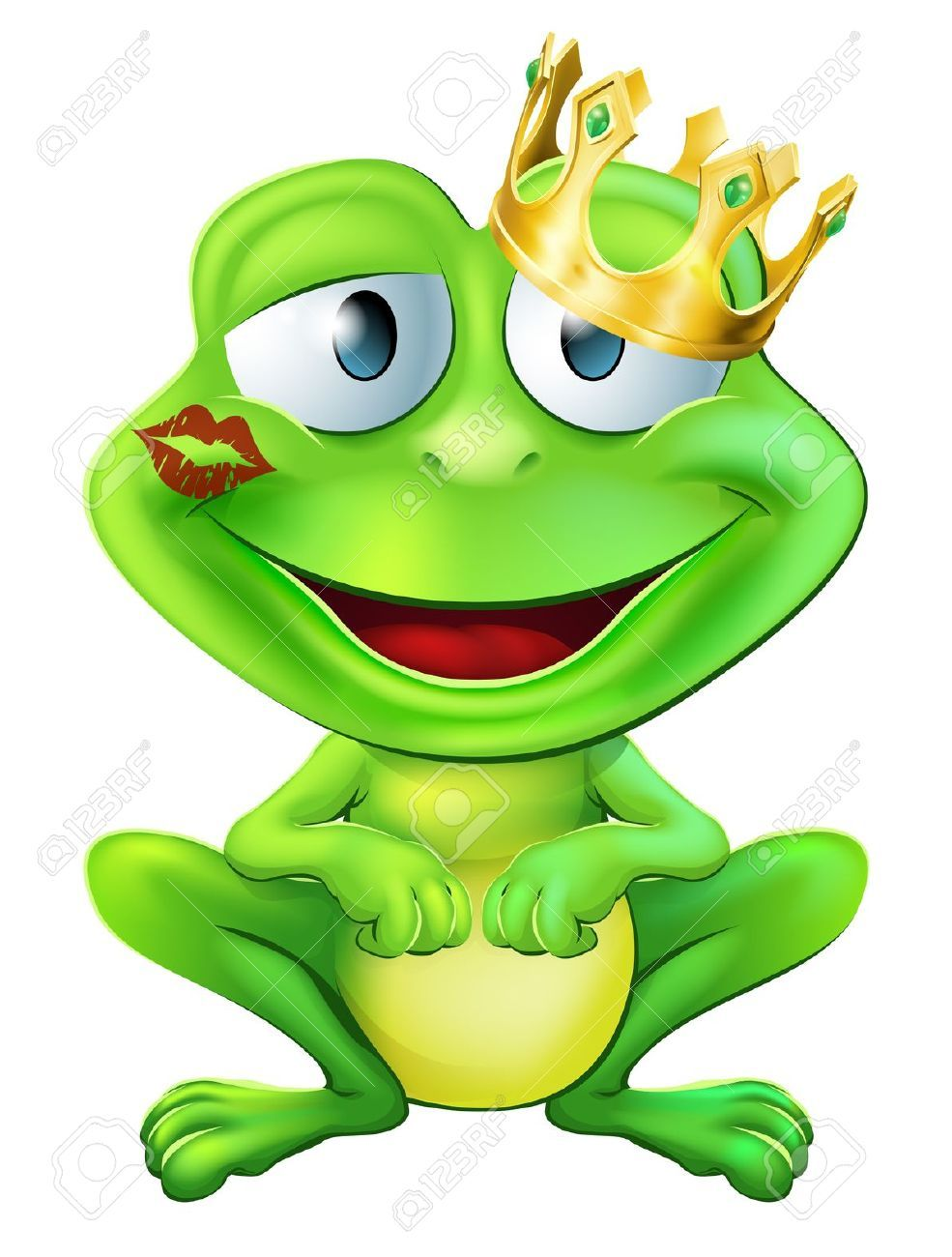 Frog Cartoon Stock Photos Images Royalty Free Frog Cartoon Images