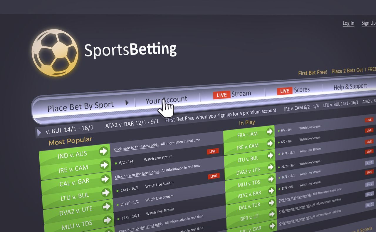 sports betting agency