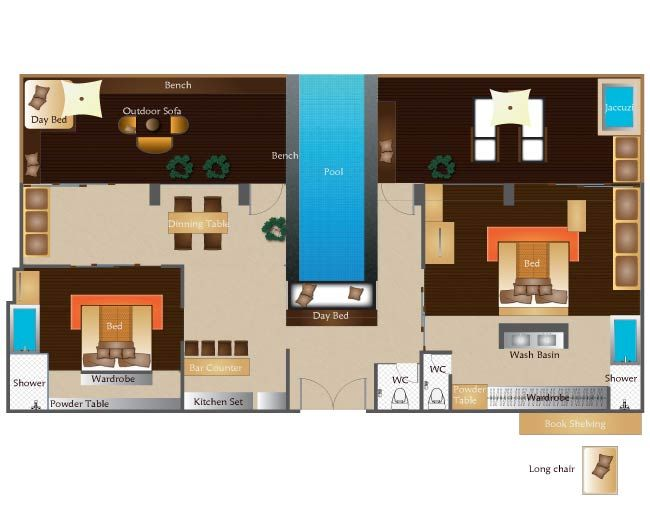 Image result for anantara hotel floor plans