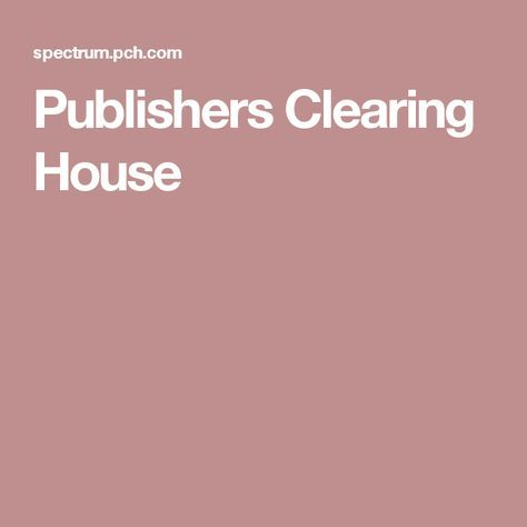 MYACCOUNT PCH COM - 1000+ ideas about Publisher Clearing