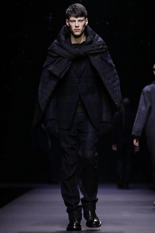 Milan Menswear A/W 2014  Ermenegildo Zegna