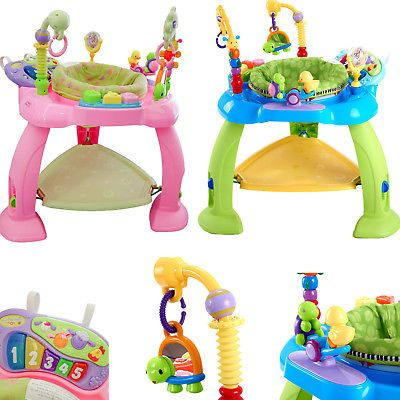 3df2e897b Baby Bouncer Jumper Learning Activity Pad for Kids Child Exercise ...
