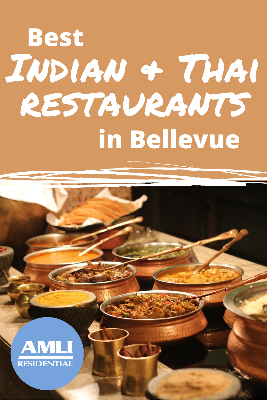 Best Indian Thai Food In Bellevue Thai Recipes International Recipes Food