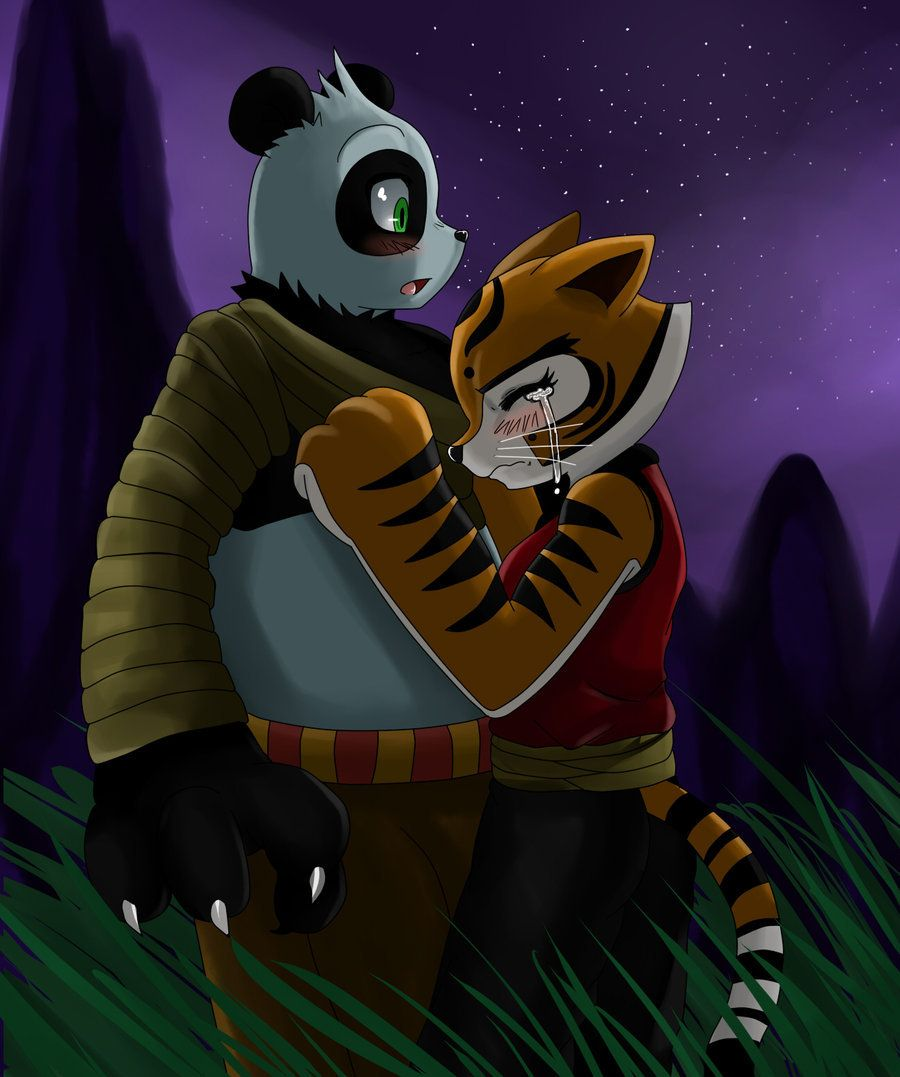 tigress and po relationship