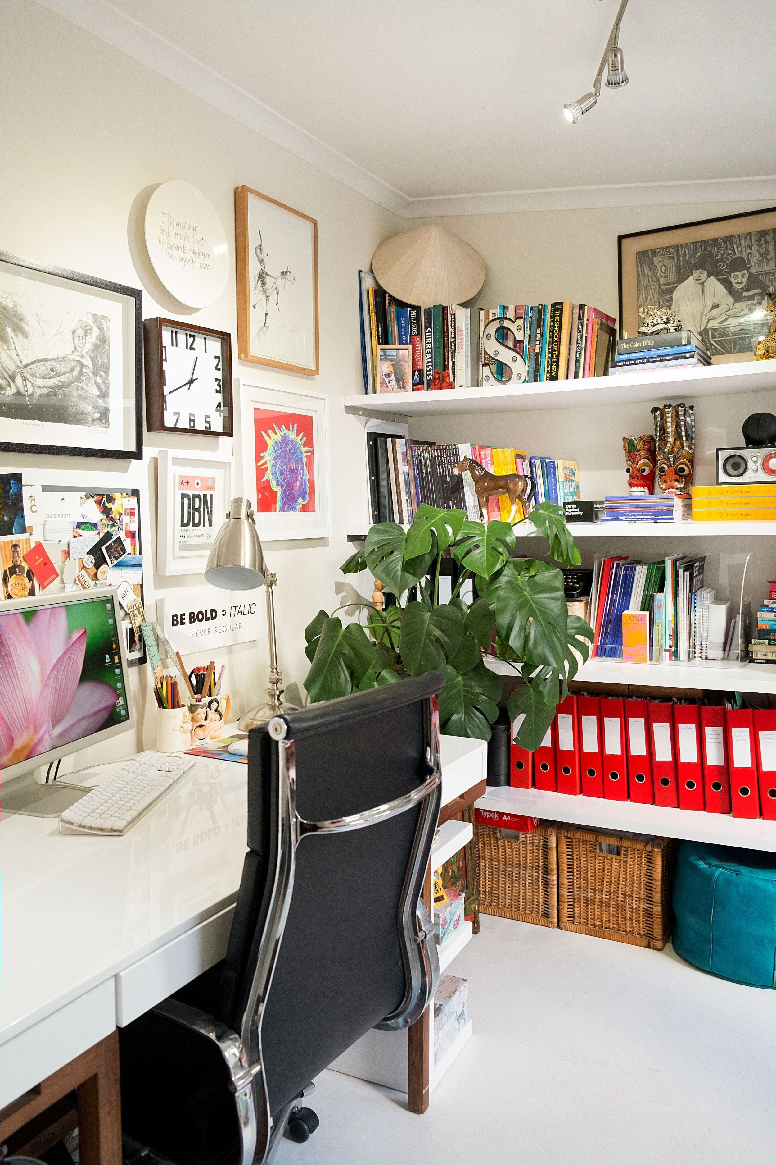 Home Office Decor Office At Home And Home Study Decor Creative