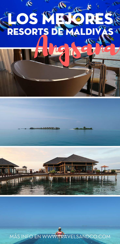 Travels And Co Dónde Alojarse En Las Islas Maldivas Angsana Velavaru Resort Islas Maldivas Maldivas Viajes