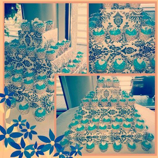 Cup cakes para bodas