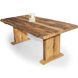 Photo of wooden tables